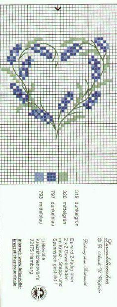 Thrilling Designing Your Own Cross Stitch Embroidery Patterns Ideas. Exhilarating Designing Your Own Cross Stitch Embroidery Patterns Ideas. Cross Stitch Heart, Cross Stitch Cards, Cross Stitch Flowers, Counted Cross Stitch Patterns, Cross Stitch Designs, Cross Stitches, Knitting Stitches, Embroidery Hearts, Cross Stitch Embroidery