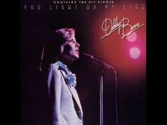 """Debbie Boone """"You Light Up My Life"""" This is the album that taught me to sing!!  <3 Along with Olivia of course, and Doris Day too. Que sera sera!!!  :)"""