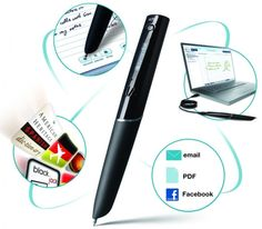 No more trying to remember what you've written in meetings or typing up meeting minutes. Just use the Livescribe digital pen. http://www.transparent-uk.com/livescribe-echo-smartpen-8gb.html