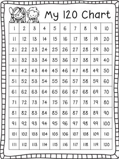 Ship Shape First Grade - 120 chart