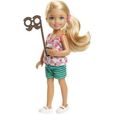 Barbie Chelsea Doll, Multicolor