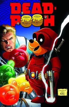 Deadpool Bugle: Dead Pooh Parody Comic