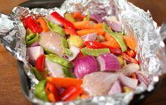 Aprenda aqui uma receita de legumes ao forno supertemperada e colorida! Legumes ao forno da nossa leitora Juliana!