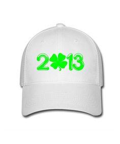 White ST PATRICK'S DAY 2013 Goed verkopend Men's Baseball Caps