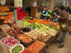 At the Market in Salta, Argentina History Of Argentina, Empanadas, Argentina Food, Traditional Market, Canadian Food, South America, Latin America, World Market, International Recipes