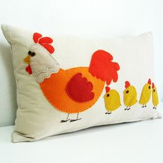 My chicks