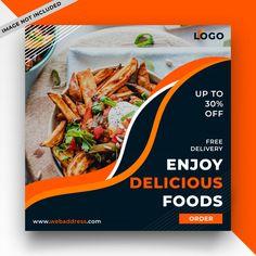 Social Media Banner, Social Media Design, Photoshop Design, Adobe Photoshop, Indian Food Menu, Food Advertising, Web Banner Design, Maker, Graphic Design Posters