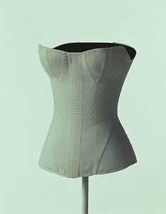 1830s corset from Kyoto Institute