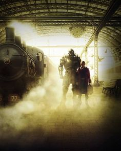 La imagen promocional es protagonizada por los hermanos Alphonse y Edward Elric.