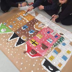 Winter Crafts For Kids Winter Crafts For Kids, Winter Kids, Winter Art, Winter Theme, Summer Crafts, Diy For Kids, Holiday Crafts, Winter Project, Art Classroom