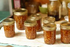 RECIPE | Honey Lemon Marmalade from Food in Jars - was looking for a Korean recipe for  honey lemon ginger tea concoction when I found this recipe. I may have to use this as a base and tweak it a bit. I want to add some ginger to it.