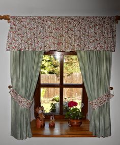 Design Case, Kitchen Curtains, Table, House, Country, Home Decor, Decoration, Kitchens, Houses
