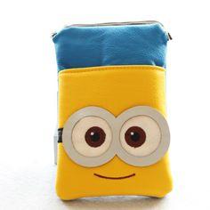 Despicable Me Minions Phone Bag