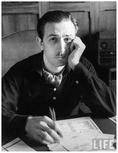 Walt Disney, por Alfred Eisenstaedt 1938