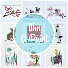 Bless Hue Giveaway ends on July 31, 2014!   #sweepstakes #giveaway #art #cute #gift #win