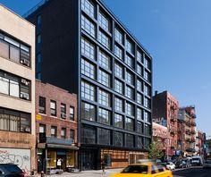 250 Bowery by AA Studio with MA Architects, photo: Razummedia