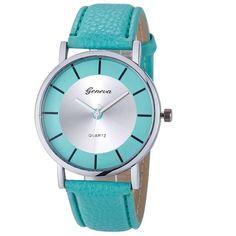 Hot Sales women watches Fashion Quartz Watch Retro Dial Leather relogio feminino Analog Wristwatch New Ladies Watch bayan saat