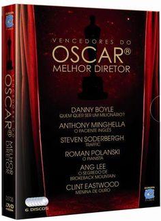 DVD Coleção Oscar Coleção Melhor Diretor - 6 Discos