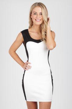 magic spliced dress | Cotton On