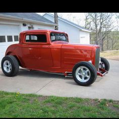 32' Ford Coupe... One of my all time favorite rides