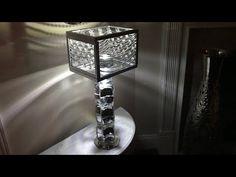 67 Ideas for diy dollar tree shape Dollar Tree Gifts, Dollar Tree Decor, Dollar Store Crafts, Dollar Stores, Glam Lamps, Tree Lamp, Tree Shapes, Tealight Candle Holders, Led