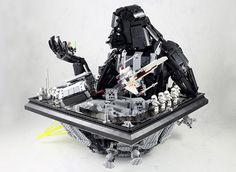 LEGO Star Wars MOC: Power of the Dark Side - Image #07