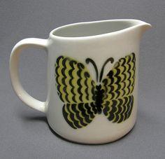 Arabia, Birger Kaipiainen - Astiataivas.fi Lassi, Lace Headbands, Marimekko, Mid Century Design, Metallica, Finland, Nostalgia, Pottery, Ceramics
