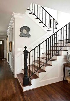 1000 Images About Stairs On Pinterest Traditional