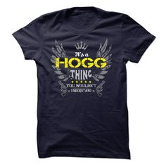If your name is HOGG then this is just for you