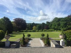 Castle Durrow Superior Hotel, Irish Landscape, Elegant Dining Room, Reception Areas, Guest Bedrooms, Golf Courses, Home And Family, Scenery, Sidewalk