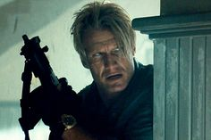 Dolph Lundgren stars as Gunnar Jensen in Lionsgate Films' The Expendables 2 - Movie still no 6 Dolph Lundgren, 2012 Movie, Van Damme, Rocky Balboa, Al Pacino, The Expendables, Jason Statham, Tough Guy, Martial
