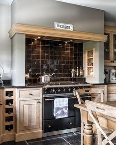 Eiken Project | Landelijke keuken | Natuurlijke materialen | Luxus Wonen