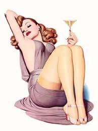 Znalezione obrazy dla zapytania kobieta szampan kieliszek