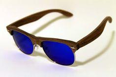 GAFAS DE SOL DE MADERA: Sorteo de unas gafas de sol de madera de Woodbeach...