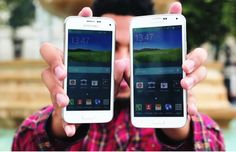 #Samsung #Galaxy S5 Vs Samsung Galaxy S5 mini video screen shot