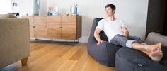 Finally. Premium Quality Bean Bags for the Modern Home