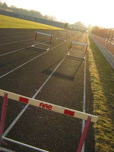 Track and Field - one of Ivy's favorite school activities
