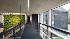 Skanska green office Helsingborg 02 ARCHITECTURE FIRM OFFICES! Skanska green office, Helsingborg   Sweden