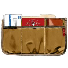 Frost River 899 Briefcase Insert Organizer drawing