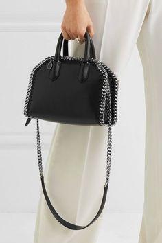 f22cac621dd3 Stella McCartney - The Falabella Box faux leather shoulder bag