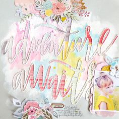 Technique Spotlight with Paige Evans: Take Me Away Collection - Stamp & Scrapbook EXPO