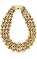 Michael Kors Three Strand Bead Necklace  - Lyst
