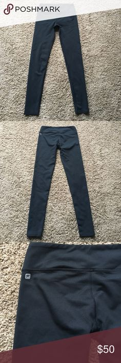 Fabletics Lisette Pant Great condition Fabletics Lisette pant in black. Size S, fits more like an XS which is why I sized up. Soft cotton fabric. Worn maybe once. Fabletics Pants Leggings