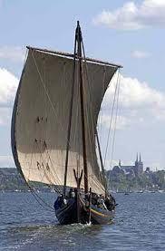 Afbeeldingsresultaat voor roskilde vikingeskib