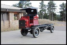 1918 FWD Model B 3-Ton Truck