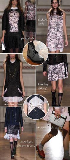 Milan Fashion Week FW 2014 | The Guilty Hyena #FashionWeek #MFW #FRANKIEMORELLO