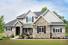 Owner's Choice - 40891DB   1st Floor Master Suite, Bonus Room, Butler Walk-in Pantry, CAD Available, Corner Lot, Den-Office-Library-Study, European, Jack & Jill Bath, PDF, Photo Gallery, Traditional   Architectural Designs