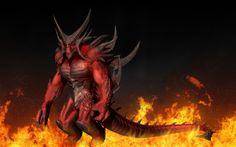 Diablo 3 Prime evil Male by DragonisAris.deviantart.com