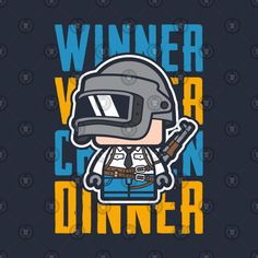 Check out this awesome 'PUBG+-+Winner+Winner+Chicken+Dinner' design on - Best of Wallpapers for Andriod and ios Wallpaper Mobile Legends, Mobile Wallpaper, Iphone Wallpaper, Girl Wallpaper, Imagenes Free, Super Healthy Kids, Gaming Wallpapers, Bmw Wallpapers, Most Beautiful Wallpaper
