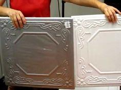"""Cheap Decorative Ceiling Tiles Endearing Elliptical Illusion  Styrofoam Ceiling Tile  20""""x20""""  #r 13 Design Decoration"""